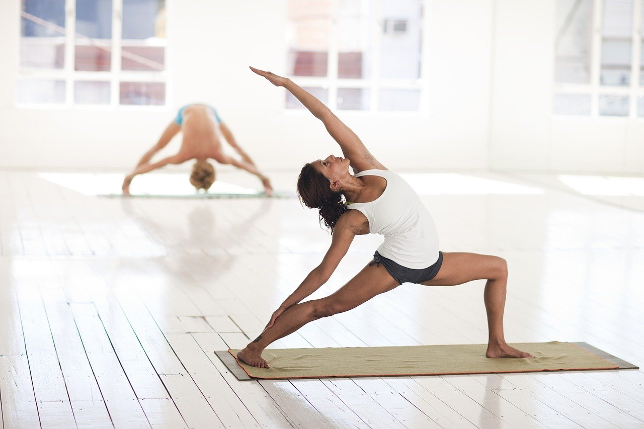 yoga classes in the Vaal